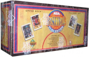 1991-92 Upper Deck Basketball Factory Sealed 500 Card Set Premier Edition!