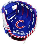 Wilson Chicago Cubs Baseball Team Glove 25cm Youth