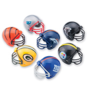32 NFL Mini Football Helmets
