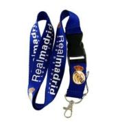 Real Madrid Keychain Lanyard