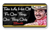 Smokey and the Bandit I Take My Hat Off Magnet-Package of Two