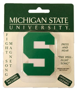 Michigan State Spartans NCAA 7.6cm Fight Song Musical Magnet