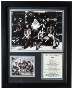 Legends Never Die The Allman Brothers Band Framed Photo Collage, 28cm by 36cm