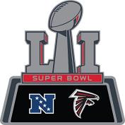 Atlanta Falcons 2016 NFC Champs / Super Bowl LI (51) Pin