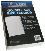 Ultra Pro Golden Age Size Comic Boards