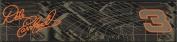 Dale Earnhardt Sr. Wallpaper Border #3 Black