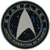 Star Trek Beyond Starfleet United Federation of Planets Embroidered Tactical Milspec Hook Patch