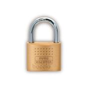 Burg-Wächter Padlock - 6.5 mm Thickness, Pincers, 6 Keys, Boccia 450 40 6 SB Price for 1 Each
