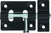 ABUS SRR45 BL B CUERPO 45 mm Steel Finish Black