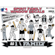 Chicago White Sox MLB Family Decal