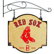 MLB Boston Red Sox Men's Tavern Sign, Small, Multicolor