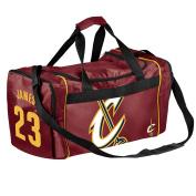 Cleveland Cavaliers Official NBA Duffle Gym Bag - Lebron James #23