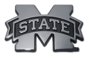 """Mississippi State University (""""M"""" with State) Emblem"""