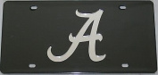 """Alabama Crimson Tide """"Roll Tide"""" Laser Cut Licence Plate Auto Tag, Made and shipped in the USA"""
