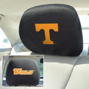 Fan Mats 12594 University of Tennessee Volunteers 25cm x 33cm Head Rest Covers