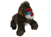 "Animal Planet - Plush toy Baboon 11""/30cm - Quality super soft"