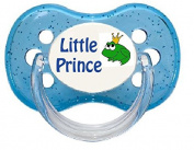 UNIQUE DESIGNER DUMMY SOOTHER PACIFIER - LITTLE PRINCE FROG