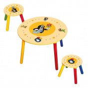 Bino Children Table and Two Seats