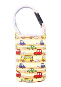 Lovely Baby Bottle Tote Bag Food Jar Tote Bag Insulated Lunch Box Bag Car