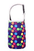 Lovely Baby Bottle Tote Bag Food Jar Tote Bag Lunch Box Bag Dot