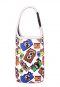 Lovely Baby Bottle Tote Bag Food Jar Tote Bag Lunch Box Bag Camera