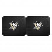 FANMATS 12401 NHL - Pittsburgh Penguins Utility Mat - 2 Piece