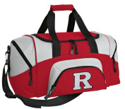 Rutgers Small Duffle Bag RU Overnight - Gym Duffel