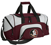Florida State Small Duffle Bag FSU Overnight Or Gym Bags
