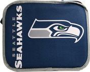 NFL Seattle Seahawks Sacked Lunchbox, 27cm , Navy