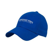 Tennessee State Royal Heavyweight Twill Pro Style Hat 'Arched Tennessee State University'