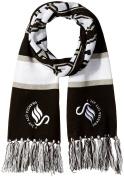 EPL Swansea City AFC '47 Breakaway Scarf, Black, One Size