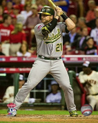 Stephen Vogt Oakland A's 2015 MLB All Star Game Action Photo (Size