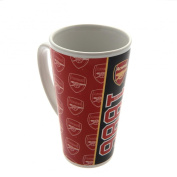 Arsenal F.C. Latte Mug Official Merchandise