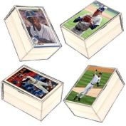 400 Card MLB Baseball Gift Set - w/ Superstars, Hall of Fame Players