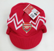 Arsenal Authentic Official Licenced Product Soccer Beanie - 004a
