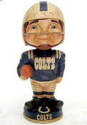Indianapolis Colts Forever Collectibles Retro Bobble Head