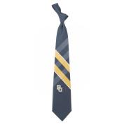Baylor Grid Poly Necktie