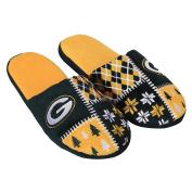 NFL Green Bay Packers Unisex Ugly Slide Slipper Large