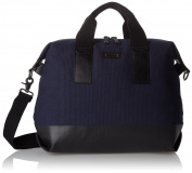 BOSS Orange Lightime_s Doc, Men's Wristlet, Blau (Navy), 40x30x12 cm