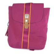 "Backpack 'Hedgren'purple - 38x30x10 cm (14.96""x11.81""x3.94"")."