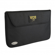 NCAA Virginia Commonwealth Rams Laptop Case, 43cm , Black