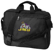 JMU Laptop Bag James Madison DELUXE Computer Bag