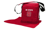 NCAA North Carolina State Wolfpack Messenger Nappy Bag, 13.25 x 31cm x 15cm , Red