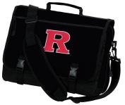 Rutgers University Laptop Bag RU Computer Bag or Messenger Bag