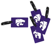 Kansas State Wildcats Luggage Tag 4-Pack