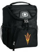Arizona State Lunch Bag Insulated Soft Cooler Black ASU Our BEST NCAA Lunchbox