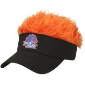NCAA Boise State Broncos Flair Hair Cap Visor Black