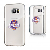 Clemson Tigers 2016 National Champions Galaxy S7 Clear Case NCAA
