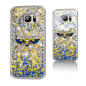 Morehead State Eagles Gold Glitter Galaxy S7 Case NCAA