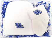 Kentucky Wildcats Newborn Baby Cap and Socks Gift Set